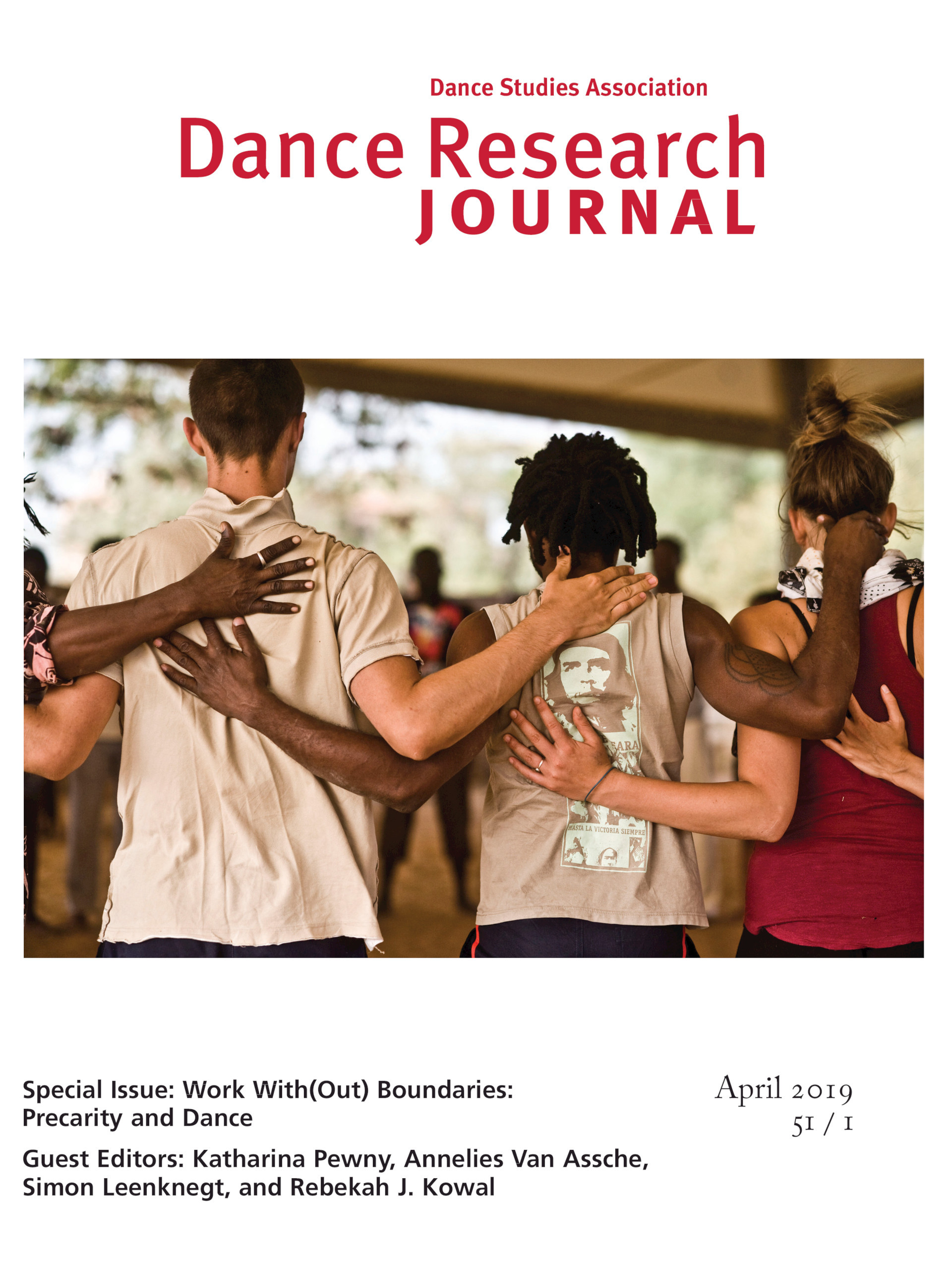 Dance Research Journal 2019